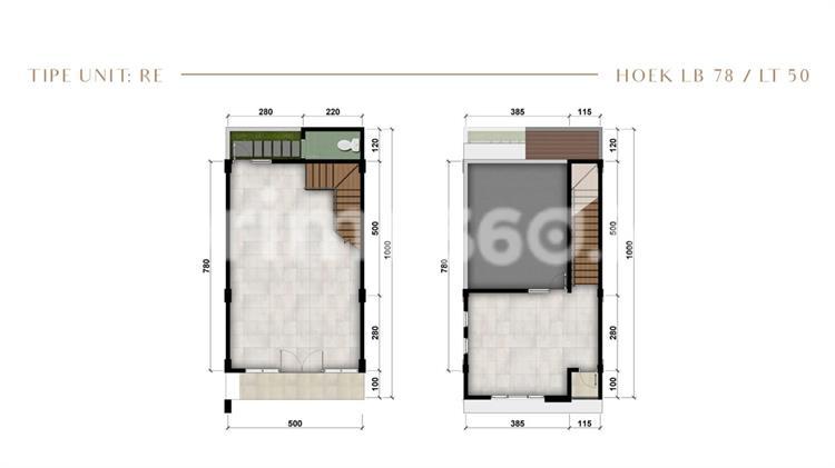 RE - Hoek LB 78 / LT 50